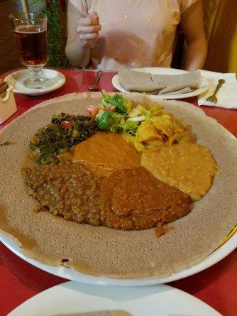 Abyssinia_vegetariancombo